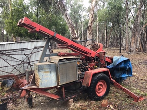 Under Auction - (A135) - Drilling Trailer - 2% + GST Buyers Premium On All Lots