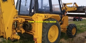 WANTED JCB 4WD Loader / Backhoe