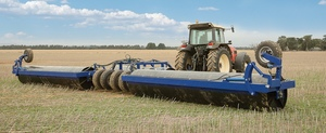 40ft OZ VALUE AG 'FLATOUT' LAND ROLLER FORSALE NEW!