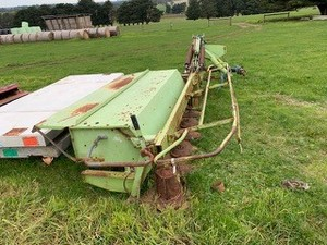 Class Mower - 2% Buyers Premium On All Lots