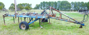 Blueline 13 Tyne Chisel Plough