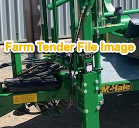 *WANTED* McHale Silage Wrapper 99 1 BE