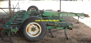 WANTED John Shearer 170 Scarifier Springs
