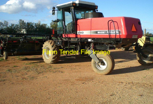 WANTED Contract Windrower 30-35ft