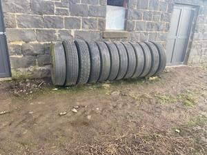 3m Rubber Truck Tyre Roller