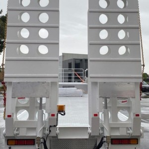 2020  Extendable Drop Deck with Bi Fold Ramp