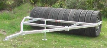 Single Paddock Rollers