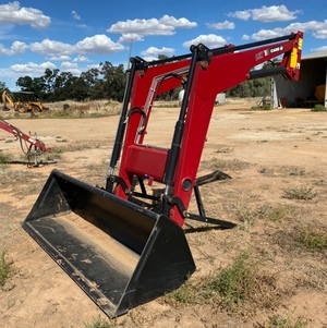 Case IH LSX Challenge Front End Loader