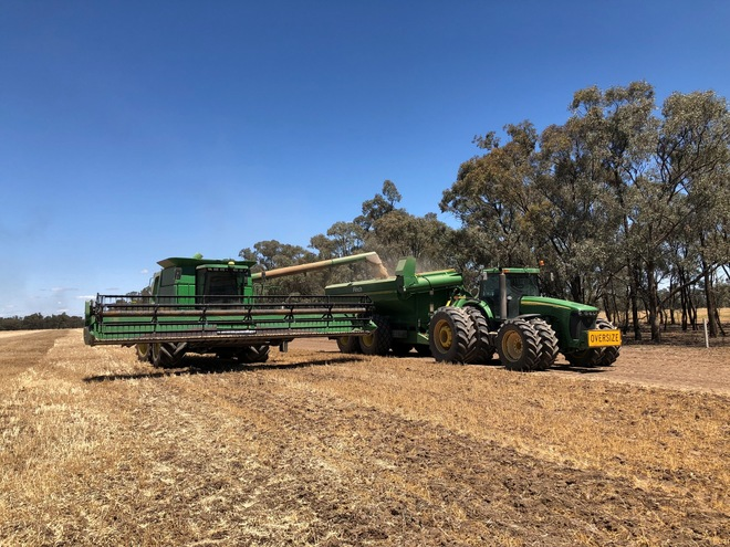 Contract Harvesting & Chaser Bin Available