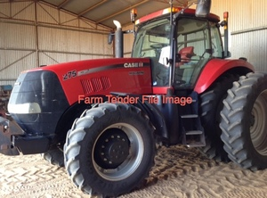 Tractor - 4WD Cab Tractor 80 to 105 HP (4 cylinder engine)  Maximum 5,000 HRS