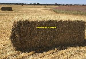 Wheaten Hay 8x4x3 Bales (New Season 2020)