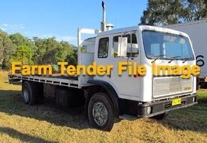 WANTED International Acco Tipper Flat Top 17-20ft