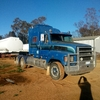 International transtar 4670. Prime mover