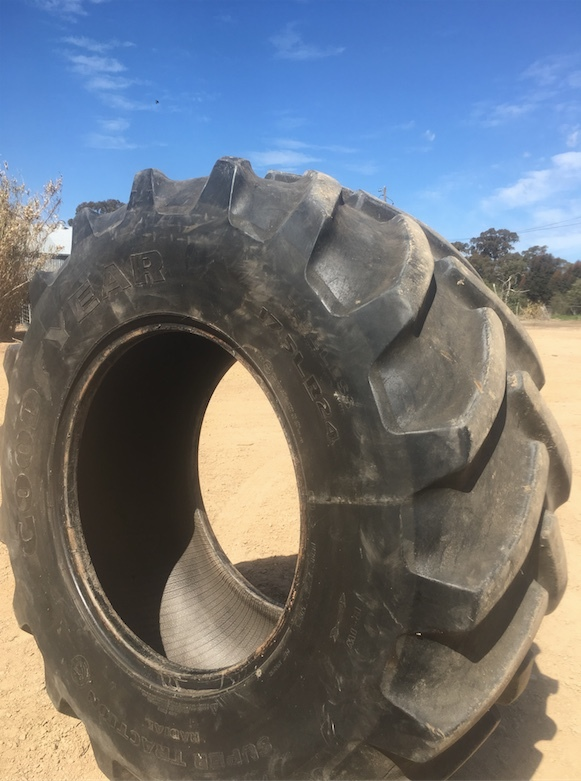 Tractor Tyre 17.5LR24