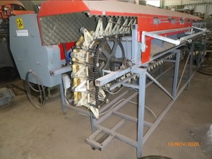 Under Auction - AWETE Tomato / Fruit Washer and Grader - 2% + GST Buyers Premium On All Lots