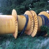 Steel Cable Drums x 5