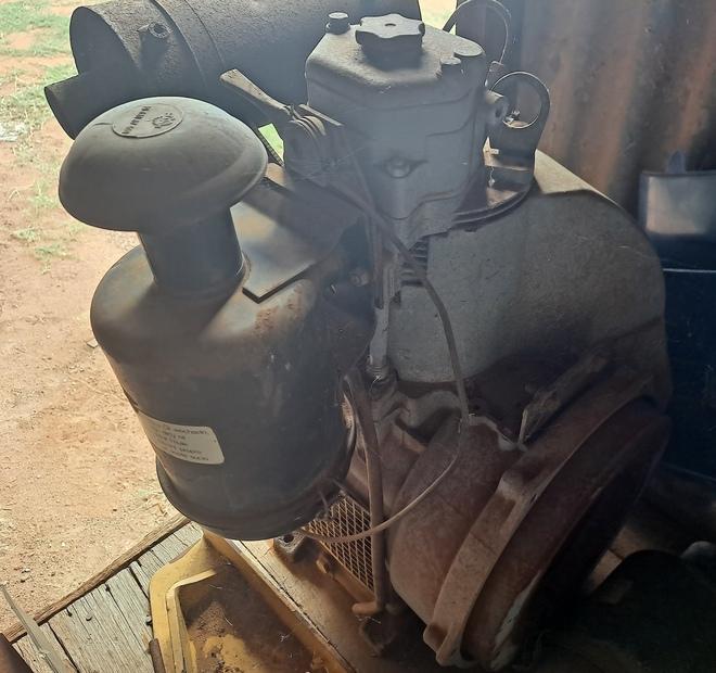 Deutz 16HP Stationary motor