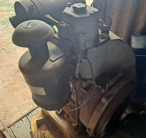 Deutz 16HP Stationary motor