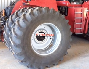 800/70R38 Tyres and Rims  x 16