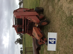 Under Auction - (A129) - Massey Ferguson Baler 1450  -  2% + GST Buyers Premium On All Lots - 2% + GST Buyers Premium On All Lots