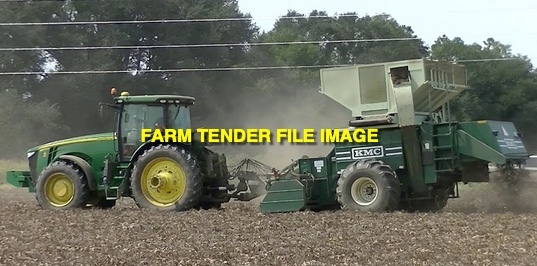 WANTED KMC 2 or 6 row Peanut Digger