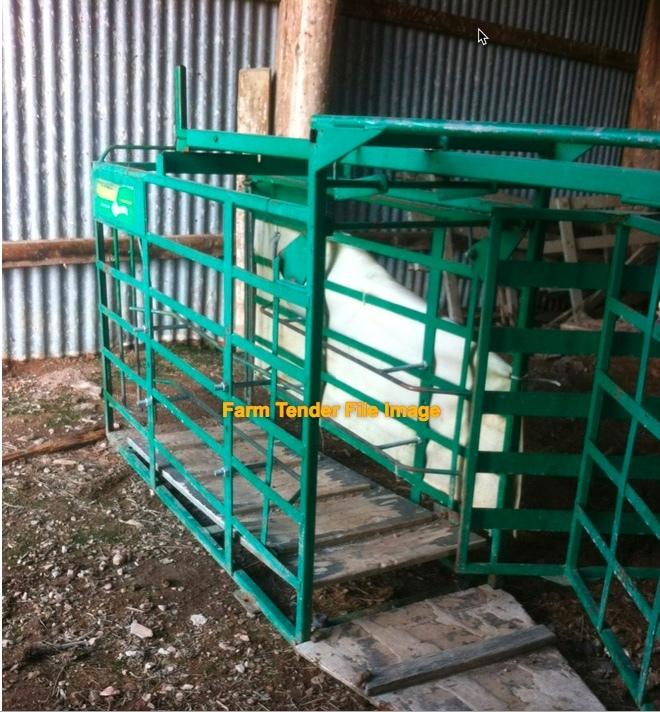 WANTED Ruddweigh Sheep Scales
