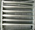 CATTLE YARD PANELS AND GATES WITH SLAM LATCHES