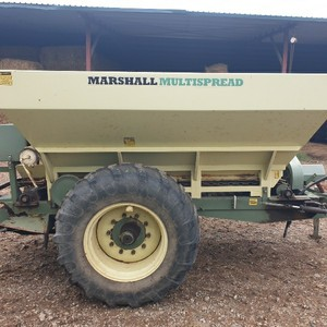 845T Marshall Spreader