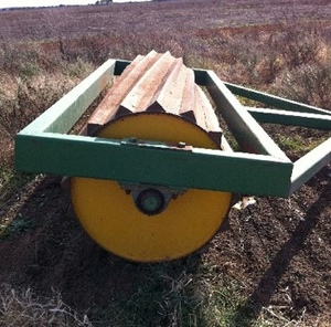 Rice Roller 12ft wide