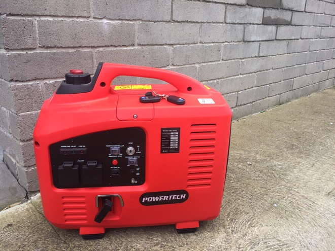 Generator SINE WAVE INVERTER 2KW (Brand New)