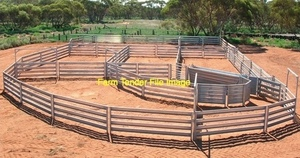 2nd Hand Cattle Yard WANTED