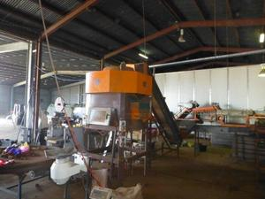 PA 25 Combination Weigher and Poly Bagger