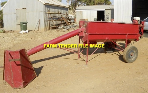 WANTED Vennings Grain Cleaner