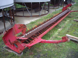 Pea Plucker attachment 20'.
