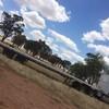 Flat Tray Boggie axle  Kruger