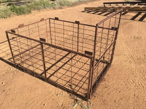 Under Auction - (A132) - Trailer Crate - 2% + GST Buyers Premium On All Lots