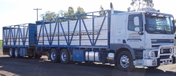 WANTED 350HP Bogie Truck + Pig Trailer with Cattle Crates