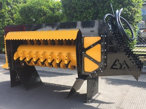 EZ Machinery Fixed Flail Mulcher EZFF-125