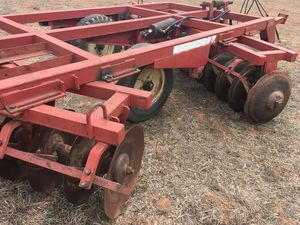 28 Plate Napier Offset Disc Plough