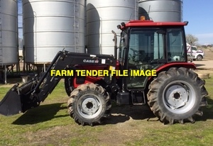 WANTED 50-60hp Tractor