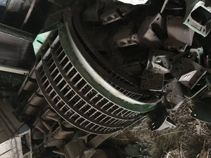 John Deere Large Wire Concaves for 9750 series