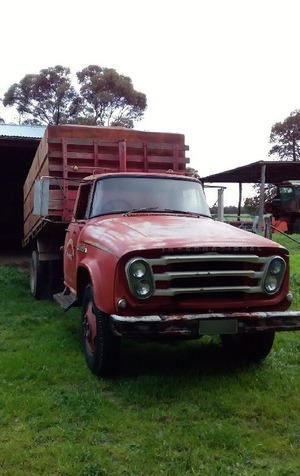 International AB160 Farm Truck