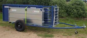 Kurraglen Portable Sheep Yards
