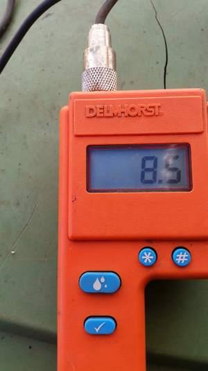 Hay Moisture Meter Delmhorst FX-2000 with moisture probe