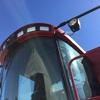 Case IH 2366 Header with 1010 25ft Front & Trailer