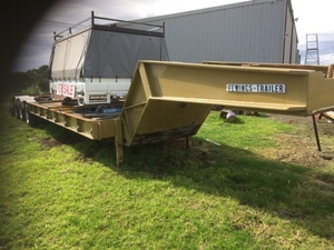 45FT Fewings Trailer Float