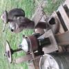 (A129) - 2 x Cream Separators, Stainless Steel Keg Plus Belt Pulley