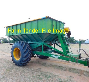 WANTED - Chaser Bin 10 to 15 Tonne Capacity.