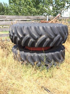 20.8 x 38 Tractor Tyres & Rims