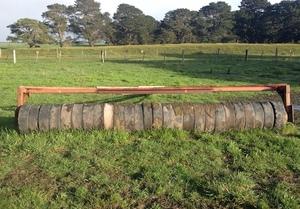4.5m Bison Roller